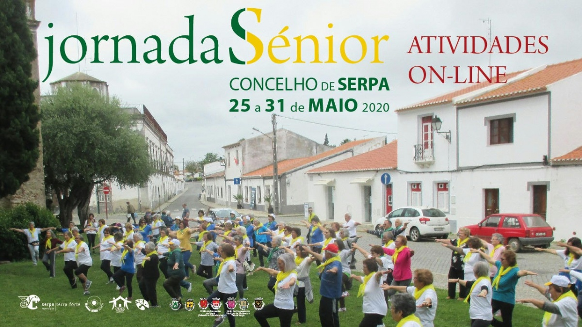Serpa Jornadas Sénior 2020