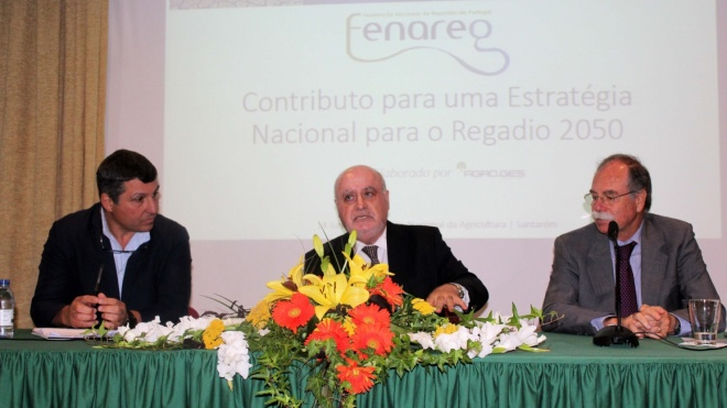 FENAREG defende modernização do regadio nacional