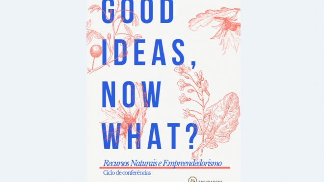 "IISBA realiza conferência ""Good Ideas, Now What?"""