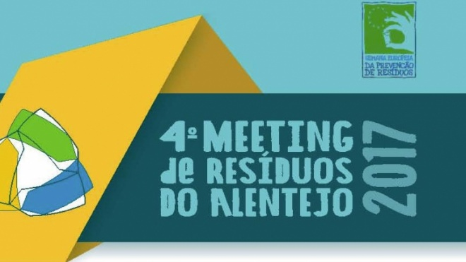 4º Meeting de Resíduos do Alentejo