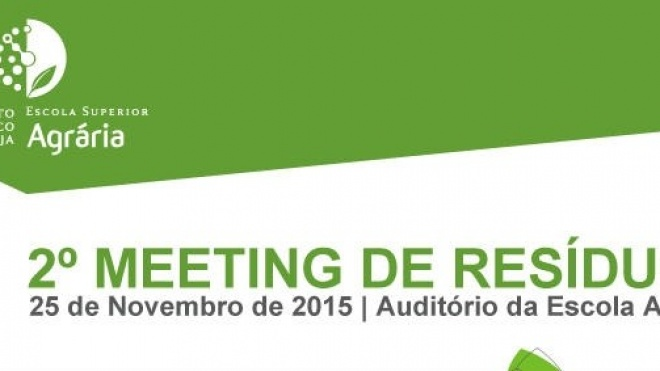 2º Meeting de Resíduos do Alentejo