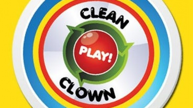 "Lógica promove ""Clean Play! Clown"""