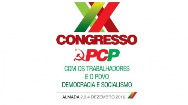 50 delegados e 100 convidados do distrito no XX Congresso do PCP